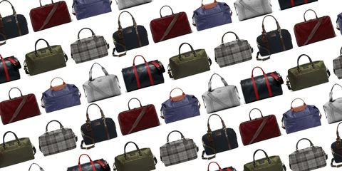 9 unique duffle bags for travelling